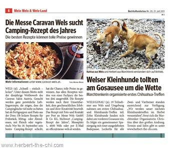 Kleinhundetreffen_Zeitung