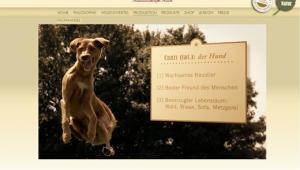 Presse Auftritt Terra Canis Imagefilm