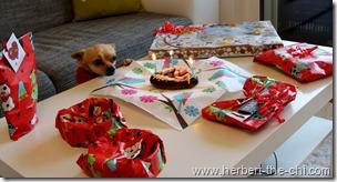Mein Geburtstagstisch