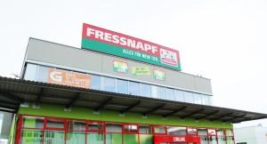 Fressnapf Filiale Wals
