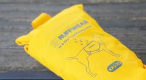 Hunderucksack Regenschutz